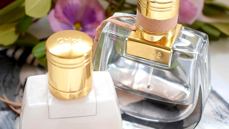 写真:クロエの香水