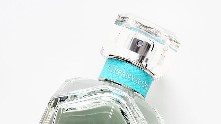 写真:ティファニーの香水
