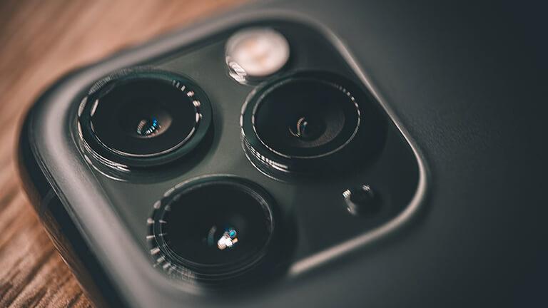 写真:カメラ交換