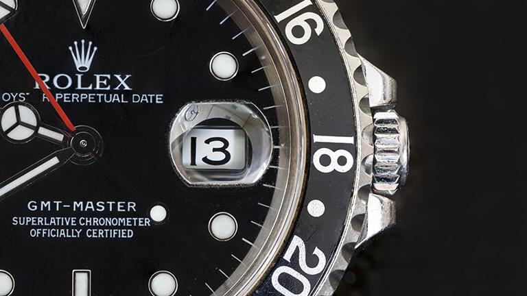 写真:腕時計
