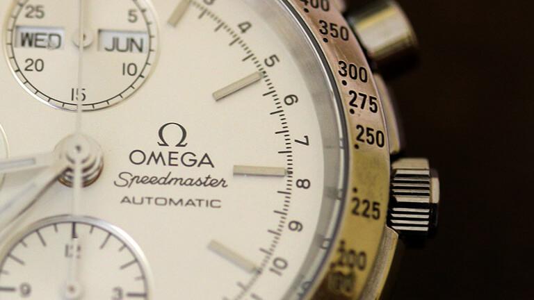 写真:オメガの腕時計